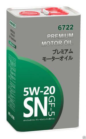 Fanfaro for Toyota Lexus 5W-20 SN 6722