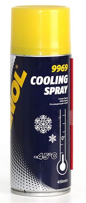 Охлаждающий спрей MANNOL Cooling Spray