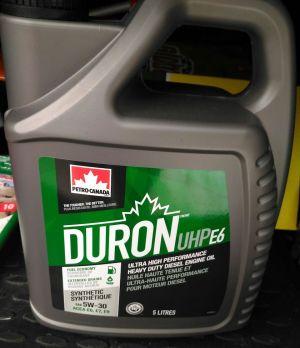 Petro Canada Duron UHP E6 5W-30