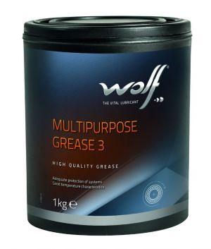 Wolf Multipurpose Grease 3