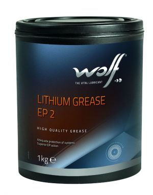 Wolf Lithium Grease EP 2