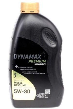 Dynamax Premium Ultra Longlife 5W-30