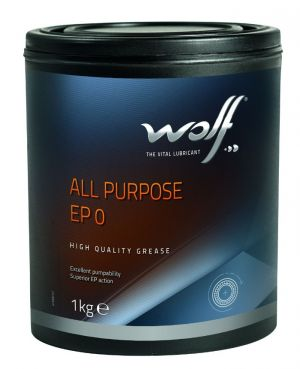 Wolf All-Purpose EP NR. 0