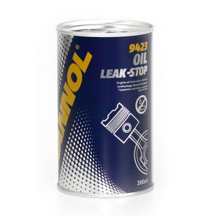 Стоп-течь моторного масла MANNOL 9423 Oil Leak-Stop