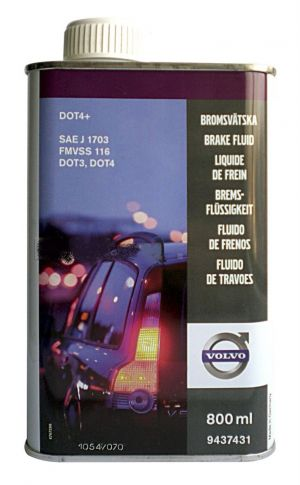 Volvo Brake Fluid DOT-4+