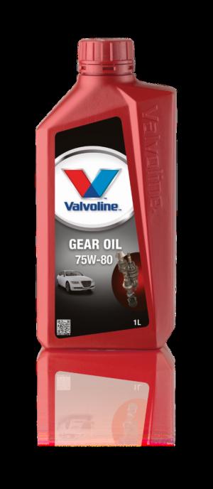 VALVOLINE Gear Oil 75W-80