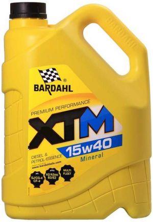 Bardahl XTM Trucks 15W-40