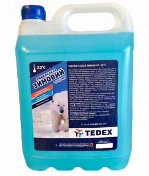 Tedex Luxury ( -22°С) Синий