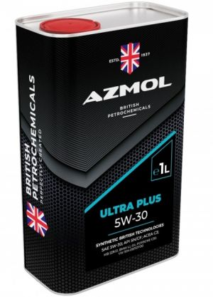 Azmol Ultra Plus 504.00/507.00 5W-30