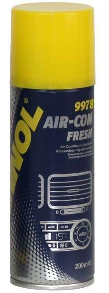 Очиститель кондиционера MANNOL Air-Con Fresh