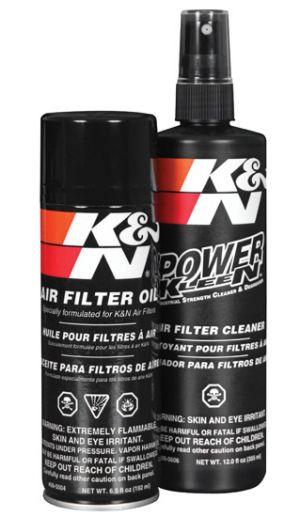 Комплект обслуживания фильтров K&N