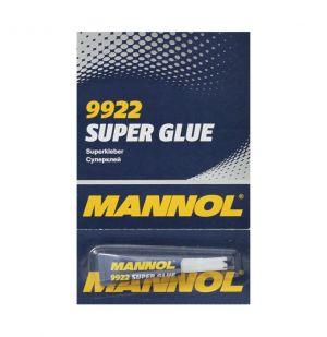 Супер клей MANNOL 9922 Super Glue