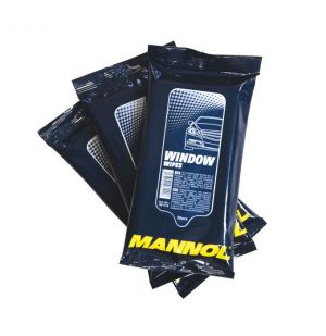 MANNOL 9947 Window Wipes