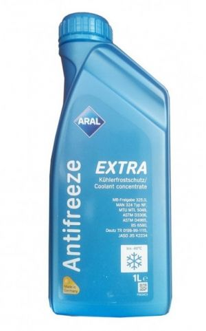 Aral Antifreeze Extra (-72C, синий)