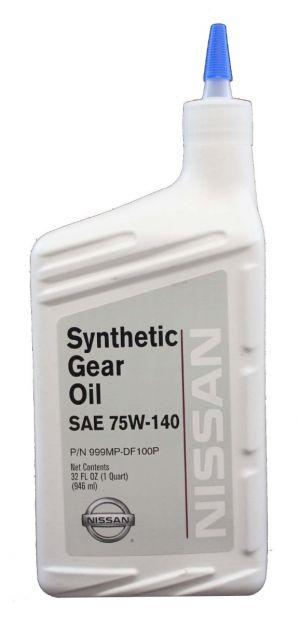 Nissan Synthetic Gear Oil 75W-140