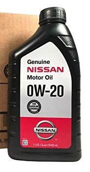 Nissan 0W-20