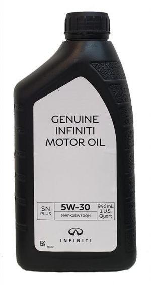 Infiniti Motor Oil 5W-30