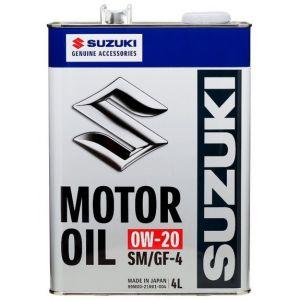 Suzuki Motor Oil SM 0W-20