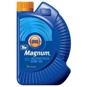 ТНК Magnum Motor Plus 20W-50