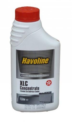 Texaco Havoline XLC (-70С, оранжевый)