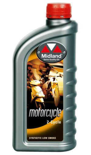 Midland Motocycle 2-Cycle Motor Oil