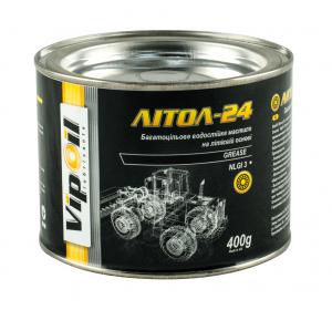 Многоцелевая смазка (литиевый загуститель) VipOil Литол-24