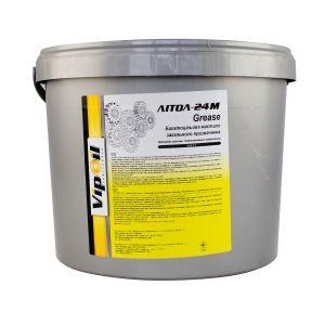 Многоцелевая смазка (литиевый загуститель) VipOil Литол-24 М