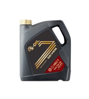 S-OIL RED1 0W-20