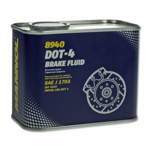 MANNOL Brake Fluid DOT-4