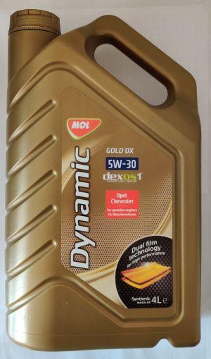 MOL Dynamic Gold DX 5W-30