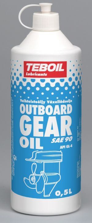 Teboil  Outboard Gear SAE 90