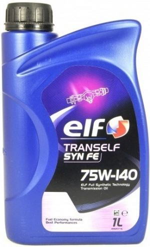 ELF Tranself SYN FE 75W-140