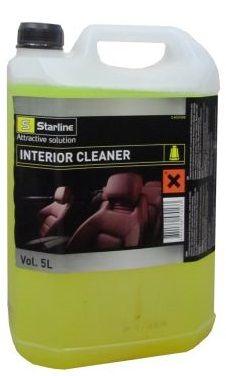 Очиститель для интерьера Starline