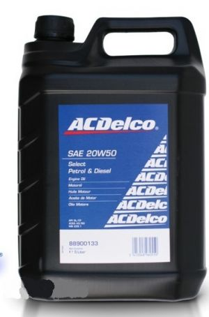 ACDelco 20W-50