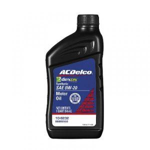 ACDelco Dexos1 Gen2 0W-20