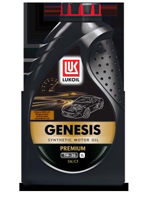 Лукойл GENESIS PREMIUM 5W-30
