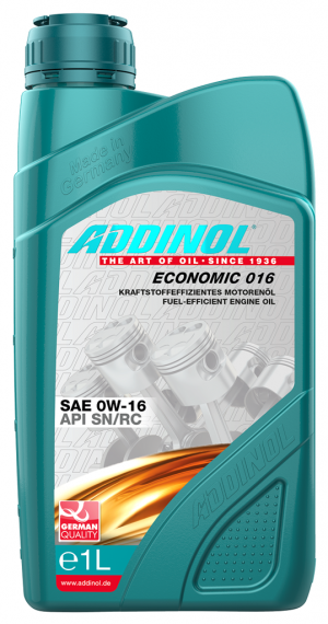 Addinol Economic 016 0W-16
