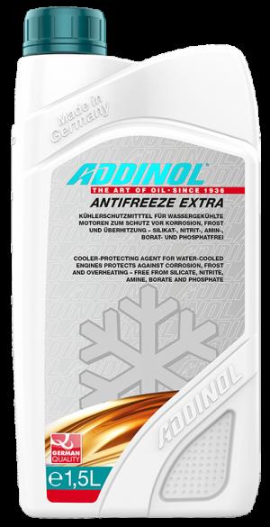Addinol Antifreeze Extra (-70C, красный)