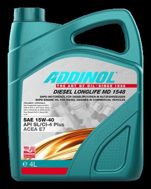 Addinol Diesel Longlife MD 1548 15W-40
