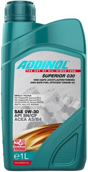 Addinol Superior 030 0W-30
