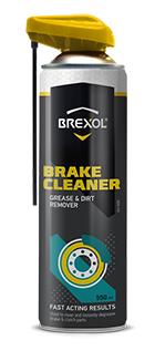 Очиститель тормозных механизмов Brexol Brake Cleaner