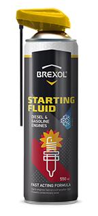 Быстрый старт Brexol Starting Fluid