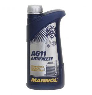 MANNOL AG11 Antifreeze (Longterm)