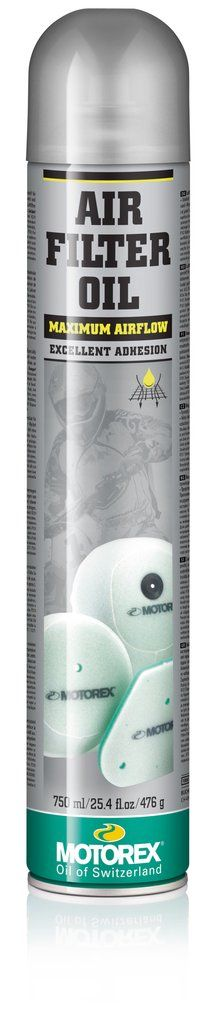 Масло для пропитки фильтра Motorex Air Filter Oil