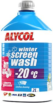 Омыватель зимний MOL Alycol Winter Cherry Blossom (–20C)