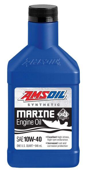 Amsoil Marine 10W-40 4T