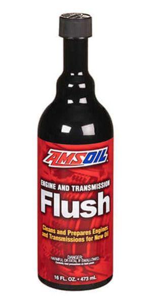 Промывка масляной системы Amsoil Engine and Transmission Flush