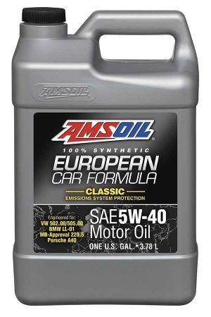Amsoil European Car Formula Classic ESP 5W-40