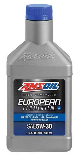 Amsoil European Motor Oil 5W-30