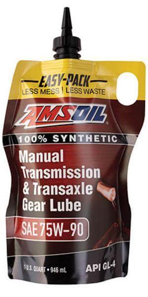 Amsoil Manual Transmission & Transaxle Gear Lube 75W-90